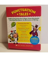 Punctuation Tales A Motivating Collection of Super-Funny Storybooks   - $30.00