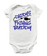 Daddy's Fishing Buddy Shirt, Fathers Day Shirt for Boys, Fishing Fathers... - $9.99+