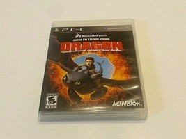 How to Train Your Dragon (PlayStation 3) PS3 Complete w/ Manual - $12.00