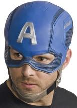 Captain America Mask Civil War Superhero Fancy Dress Halloween Costume Accessory - $24.45