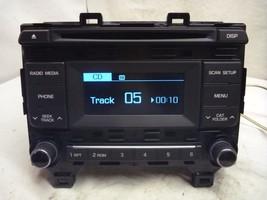 15 2015 Hyundai Sonata Radio Cd MP3 Player 96170-C20004X WB14 - $39.60