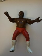 Vintage 1984 WWF Junkyard Dog LJN Titan Sports Rubber Action Figure WWE  - $32.53