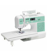 Brother Computerized Sewing and Quilting Machine 140 Sewing & Quilting S... - $436.49