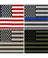 USA Flag Bandana Cotton Do Rag Headwrap Face Cover American US Flag - $6.99+