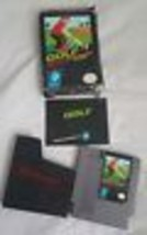 Golf (Nintendo Entertainment System NES, 1985) Complete With Box instruc... - $19.79