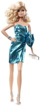 """City Shine Barbie Doll The Look- blue dress """"NEW"""" Free Shipping - $29.65"""