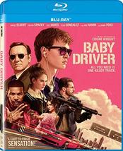 Baby Driver (2017) [Blu-ray]