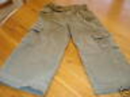 Boys Gymboree brown pants EUC 4 Corduroy jeans Cords Youth - $6.67
