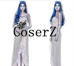 Corpse Bride Terror As Fashion Vampire Bride Vampire Queen Cosplay Costume - $139.00