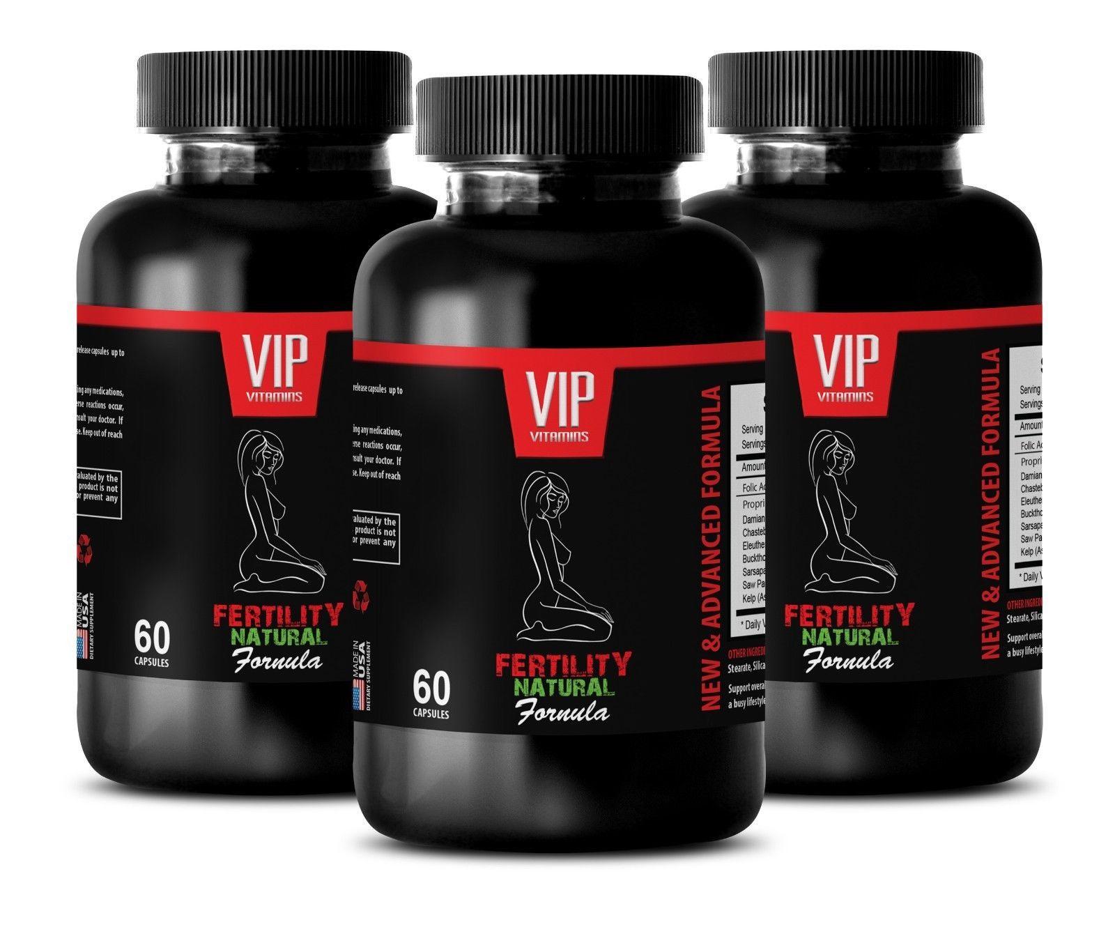 female sex enhancements pill FERTILITY COMPLEX NATURAL FORMULA damiana leave 3B - $37.36