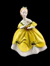 Royal Doulton Porcelain Figure Last Waltz 1965 Dancing Ladies Series 7-3... - $47.65