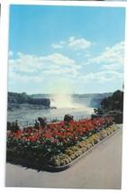 Canada Ontario Horseshoe Falls Niagara Inspiration Point Vintage Postcard - $4.99