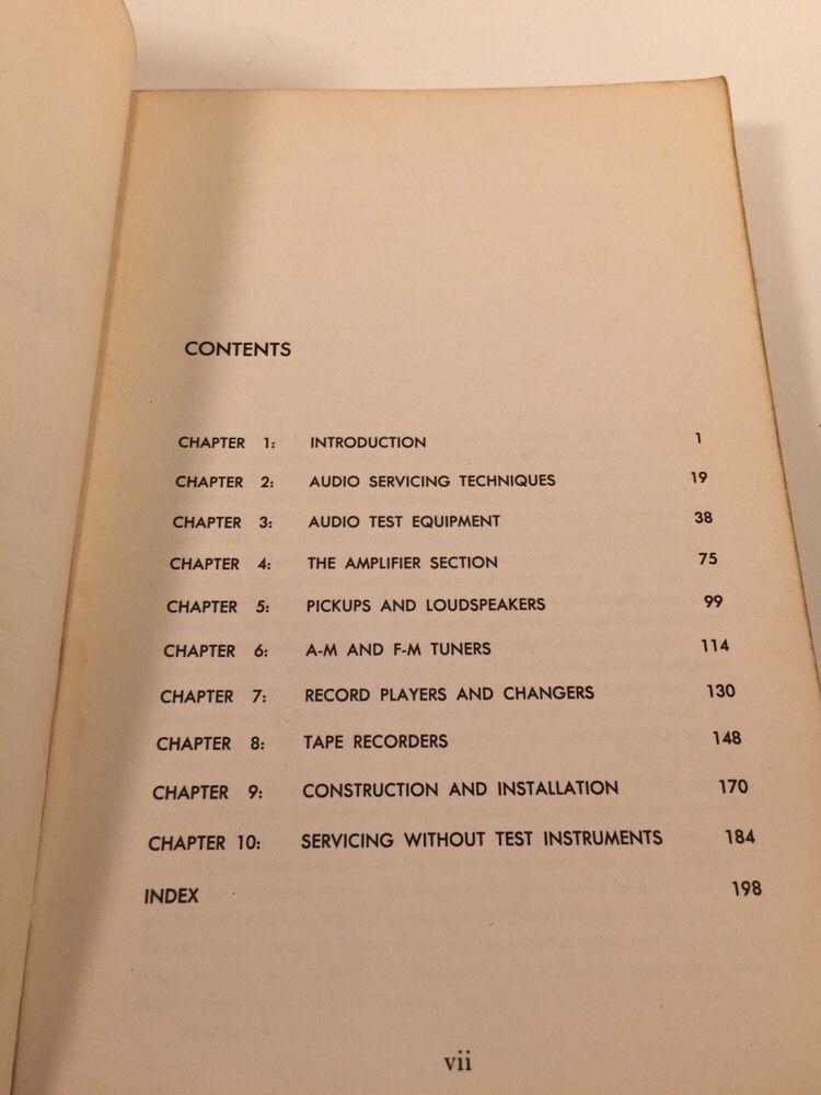 Repairing Hi-Fi Systems - David Fidelman - 1957 - Rider