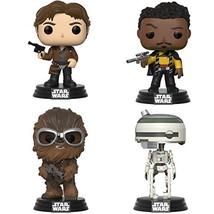 Funko Star Wars Solo Story Collectors Set - $37.30