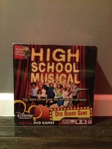 High School Musical DVD Board Game, Brand New & Sealed - $15.83