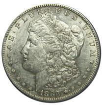 1883S MORGAN SILVER DOLLAR COIN Lot# MZ 2729
