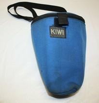 Kiwi Zoom Holster Khaki Blue Canvas Camera Bag 10x7x3 Camera Bag - $9.89