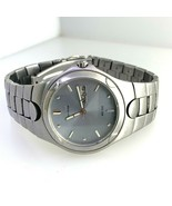 Citizen 100 Eco-Drive Wristwatch Stainless Steel  K53008-Y Grey Dial For Men - $98.99