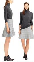 J.Crew Plaza in glenn plaid  playful skirt size 10 - $34.65