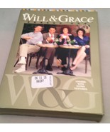 Will  Grace - Season 1 (DVD, 2003, 4-Disc Set) - $8.78