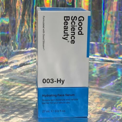 NEW IN SEALED BOX Good Science Beauty Hydrating Face Serum 27mL 003-Hy