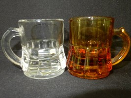 shot glass/tooth pick holder (2) - $15.00