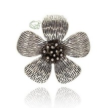 Large Flower Pendant,Set of 3, Daisy Pendant, Flower Charm, Floral Pendant - $6.00