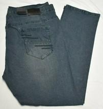 Steve's Jeans Men 44x32 Regular Fit Straight Leg Stretch Denim Ashton Wa... - $29.95