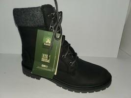 Kamik Boots Women's combat style lace up ankle bootie, Size 9 - $68.31