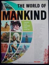The World of Mankind [Hardcover] [Jan 01, 1962] holiday magazine