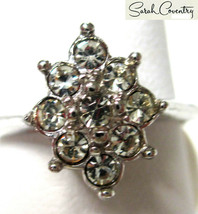 Vintage Sarah Coventry  Jewelry - #8013  Princess Ring - $32.18