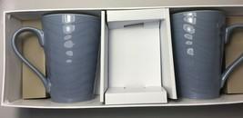 Tazo Zen Mug Starbucks Coffee Cups Set of 2 8 oz cups - W04 - $39.95
