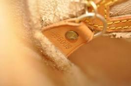 LOUIS VUITTON Monogram Bucket PM Shoulder Bag M42238 LV Auth 11122 **Sticky image 12
