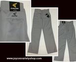 Easton boys gray baseball pants web collage thumb155 crop