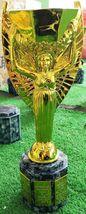 Jules Rimet 1:1 Trophy Replica FIFA Football World Cup Soccer Award Priz... - $159.99