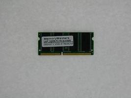 128MB MEMORY 16X64 PC100 8NS 3.3V SDRAM 144 PIN SO DIMM