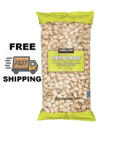 Kirkland Signature In-Shell Pistachios California Pistachio 3 lbs Value Pack - $26.23