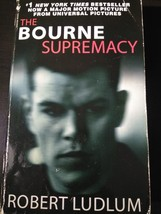 The Bourne Supremacy Bk. 2 by Robert Ludlum 2007 Paperback Movie Tie-in - $1.00
