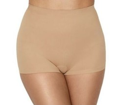 Maidenform Boyshort- Cool Comfort Soft Flexees  Beige Size Small - $9.89