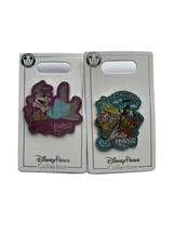 "Disney Parks Splash Mountain Set of 2 Pins Brer Rabbit Fox & Bear ""I Con... - $93.49"