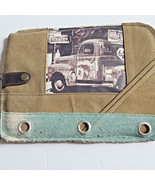 Antique Truck iPAD Tablet Sleeve Bag Recycled Canvas Vintage Addiction L... - $22.49