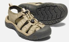 Keen Newport Rétro Taglie 9 M (D) Eu 42 Uomo Sport Sandali Scarpe Canapa/Scuro