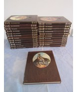 Time-Life Books The Old West Series 24 Volume Set Leatherette Covers - $147.53