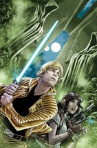 STAR WARS SCREAMING CITADEL #1  EST REL DATE 05/10/2017 - $4.50