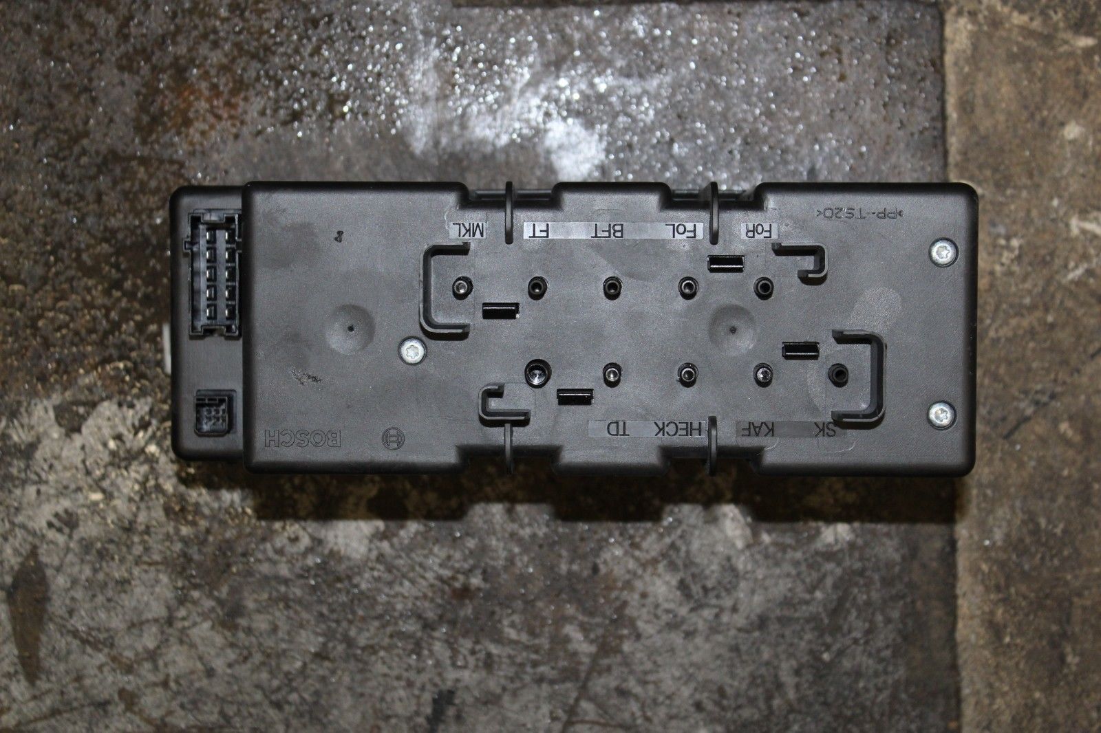 Primary image for 2000-2002 MERCEDES-BENZ S500 DOOR LOCK VACUUM PUMP MODULE K6623
