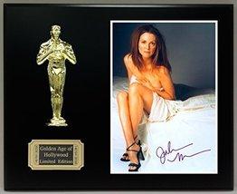 Julianne Moore Reproduction Autographed 8 x 10 Photo LTD Edition Oscar Display - $66.45