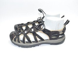 8 5 Sandals Waterproof Condition Black Size KEEN Excellent Sport Womens qXYR4n