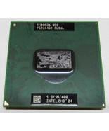 INTEL CELERON M 350J SL86L 1.3 GHZ 1MB 400MHZ SOCKET 478 - NICE! - $1.47