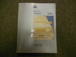 1992 1995 MITSUBISHI Truck Service Repair Shop Manual FACTORY OEM VOL 1 ... - $32.48