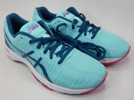 Asics Gel Ds Trainer 23 Size US 8 M (B) EU 39.5 Women's Running Shoes Blue T868N